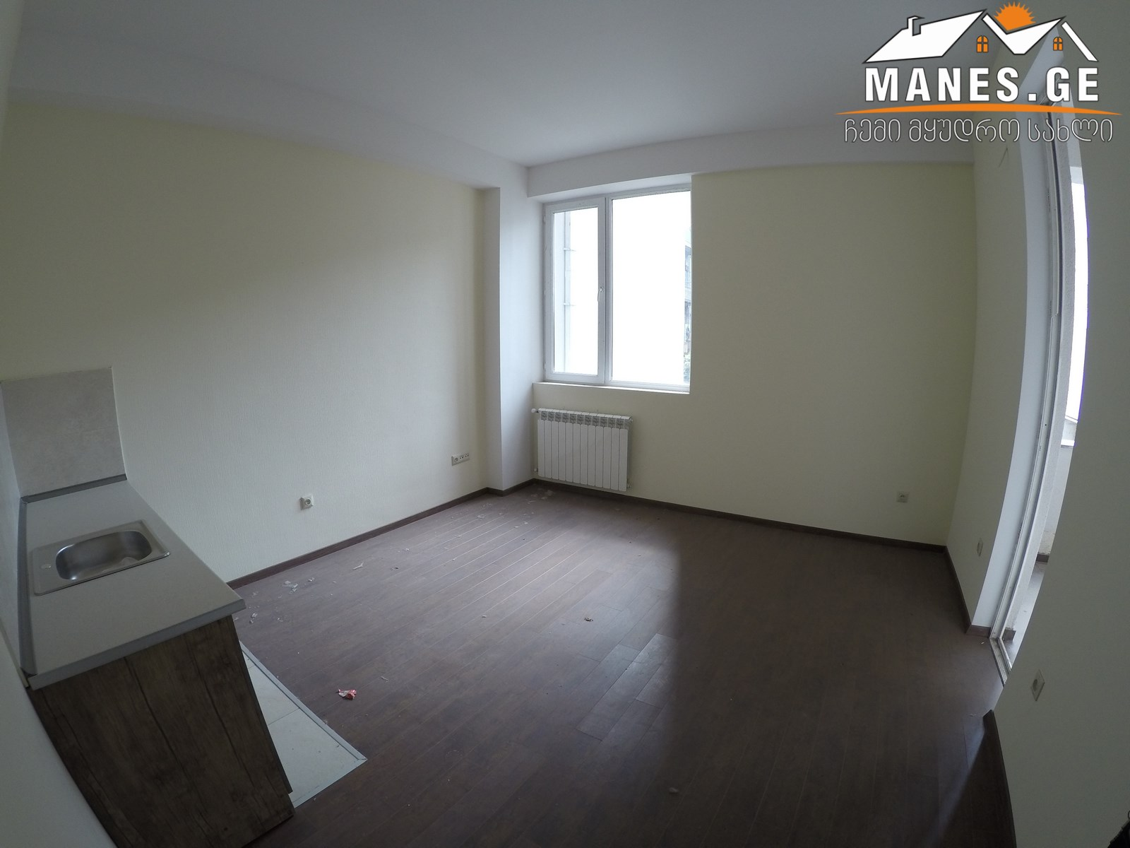"""2-Room Office For Rent At Abashidze St., In The """"Axis"""" Complex"""