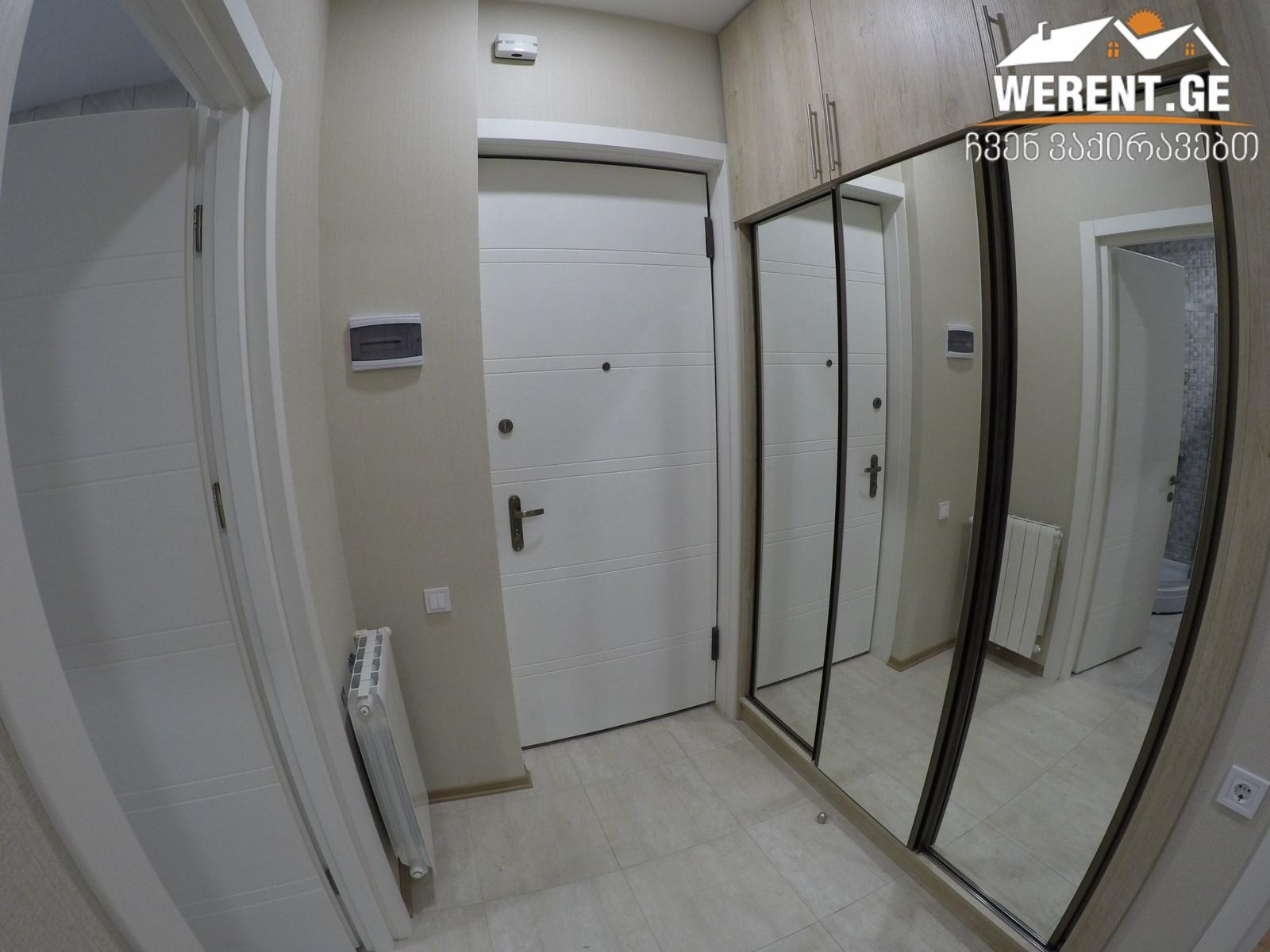Сдается 2-комнатная квартира в Тбилиси, на Сабуртало, в Axis palace 2