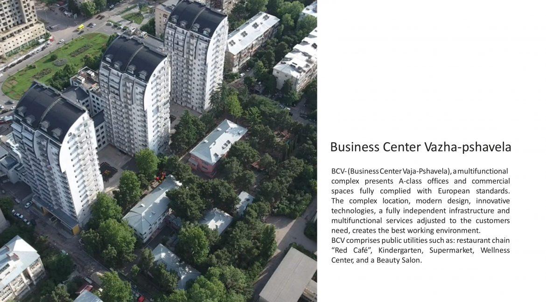 BCV-presentation 157.7 sq.m მე-5 სართული, ოფისი #5-02