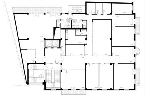 Tabidze II floor 520 sq.m-1