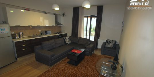 """2-Room Apartment For Rent at """"m2 on Nutsubidze"""""""