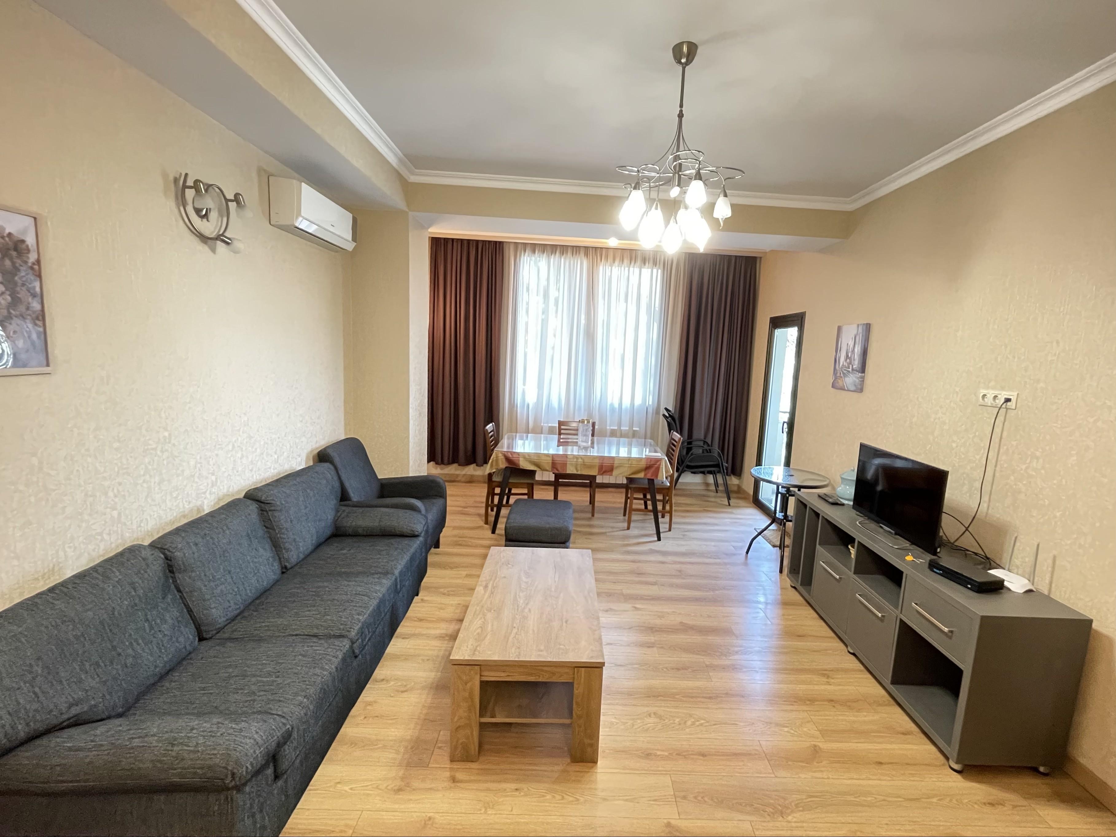 2-Room Apartment For Rent on Vera, on Tarkhnishvili Street