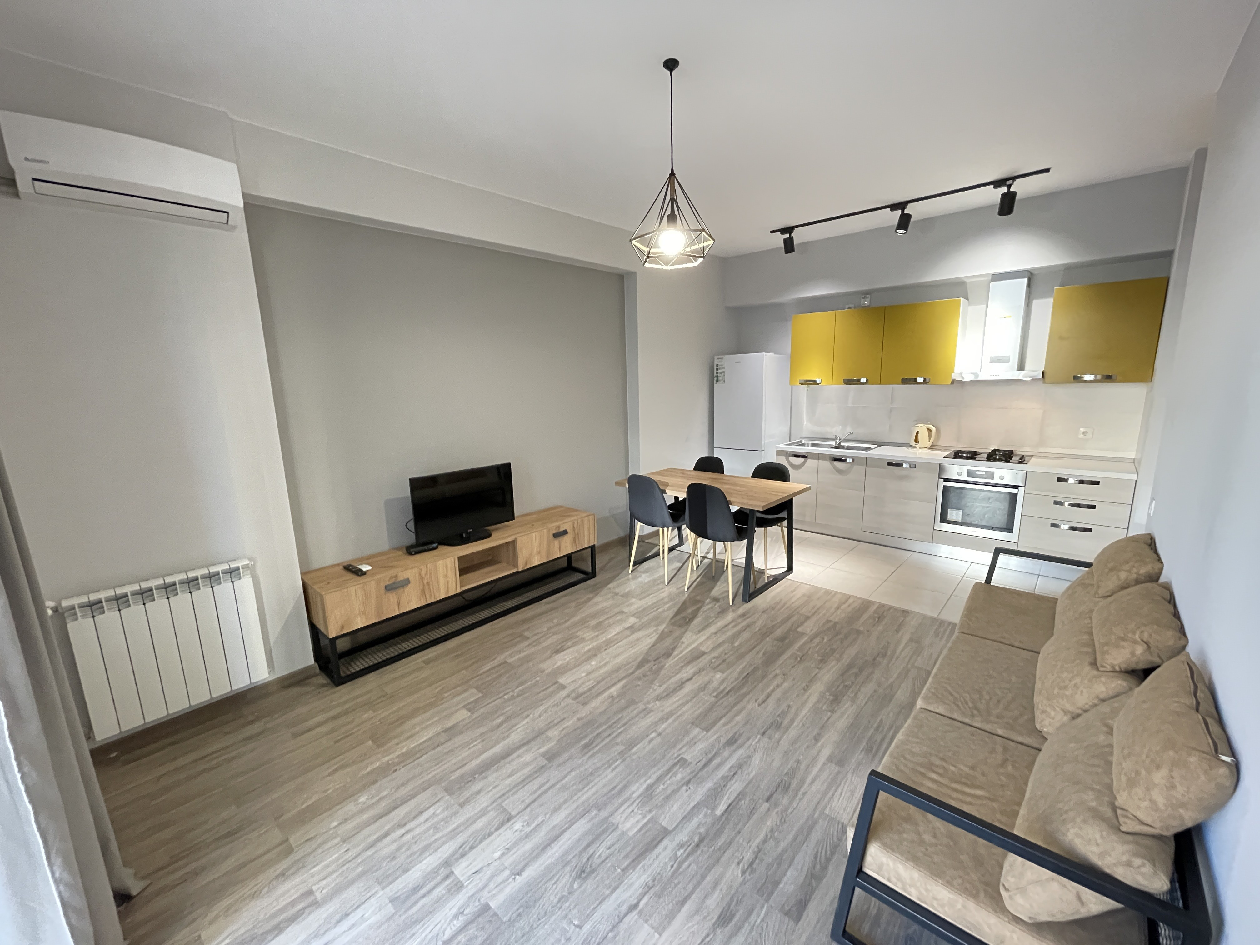 """2-Room Apartment For Rent at """"m2 on 10 Kartozia Street"""""""