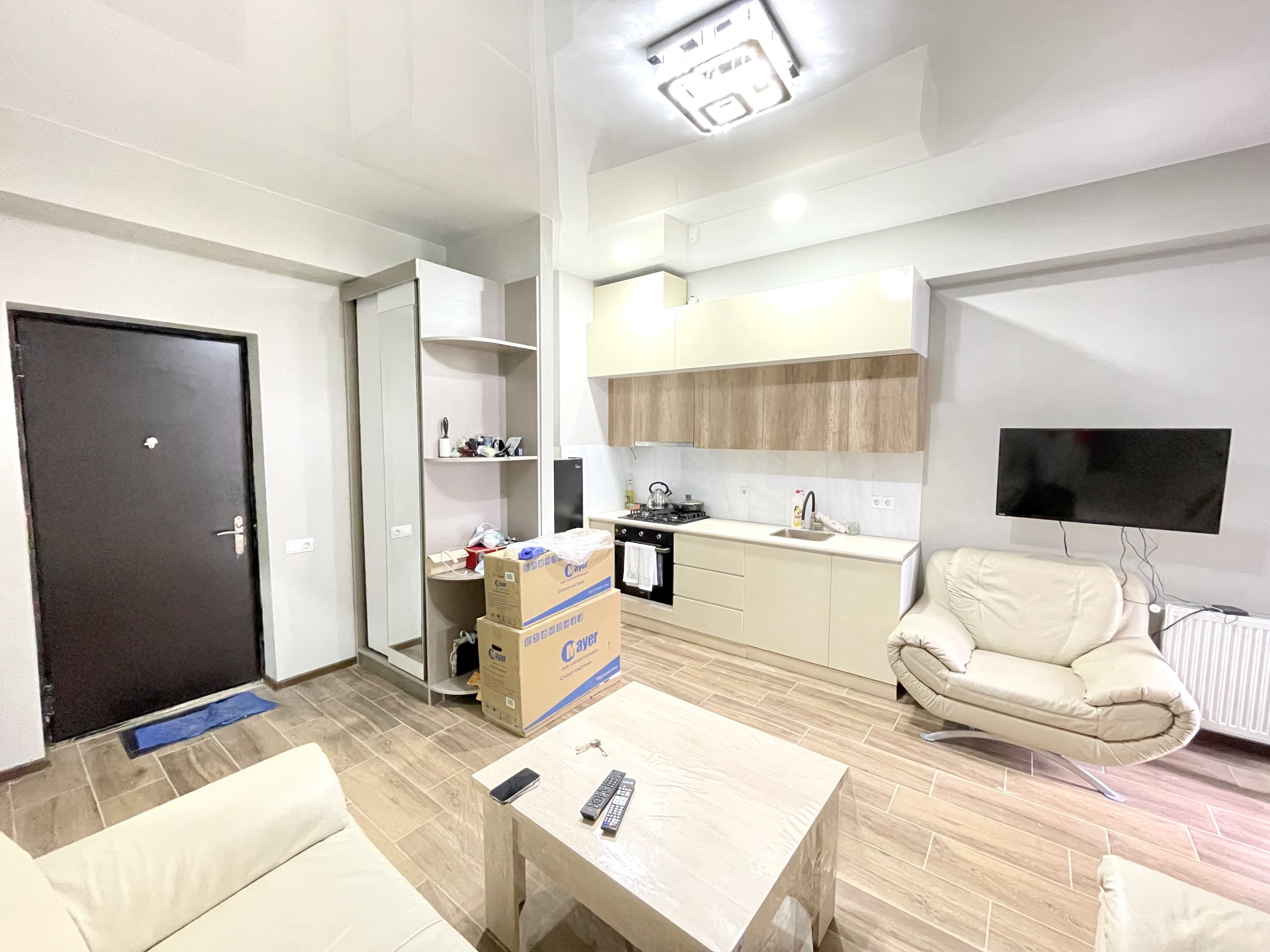 2-Room Brand New Apartment For Rent on Jikia