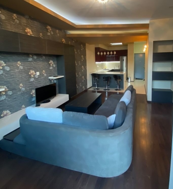 3-Room Apartment For Rent on Politkovskaya Street