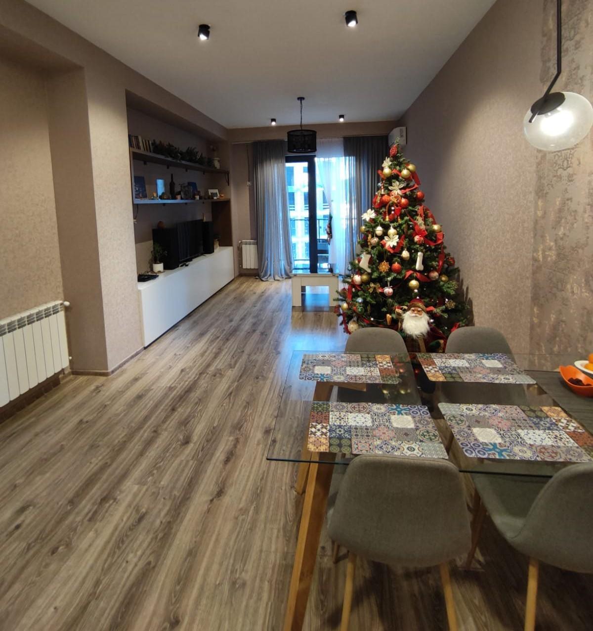 3-Room Apartment For Rent on Mindeli Street